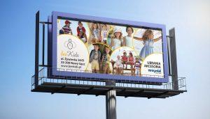 BeeKids - billboard