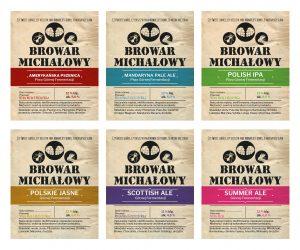 Browar_Michalowy_etykiety_na_piwo