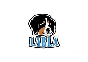 Labla - logo - sklep dla miłośników psów