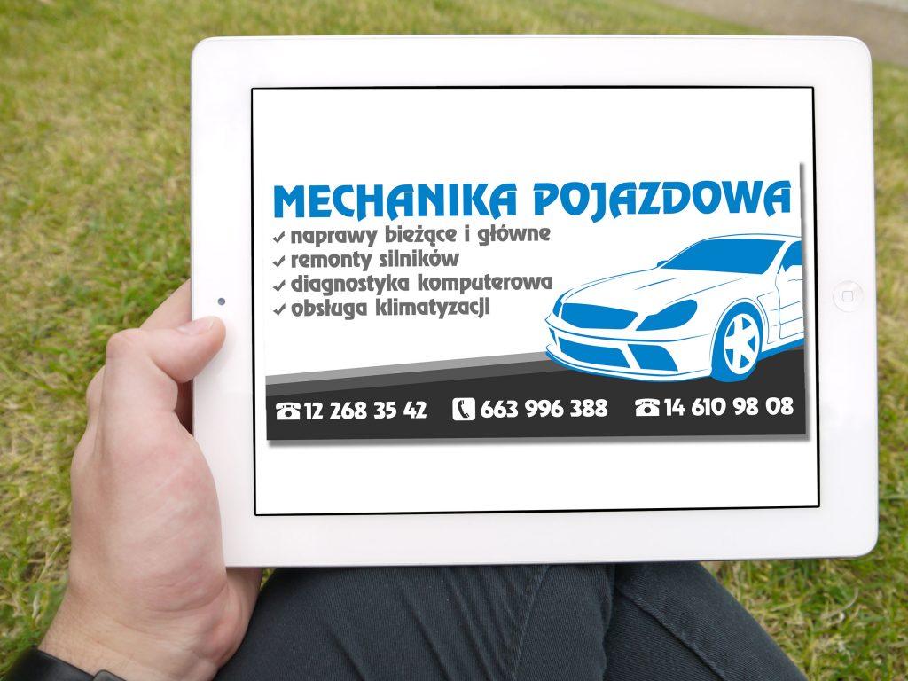 Mechanika Pojazdowa - baner www