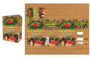 Raciechowice - karton na sok