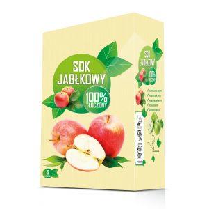 Sok Jabkowy - karton