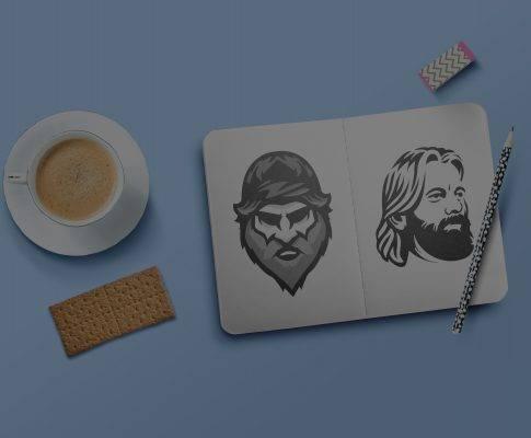 Szkicowanie pomysłów – jak powstaje logo