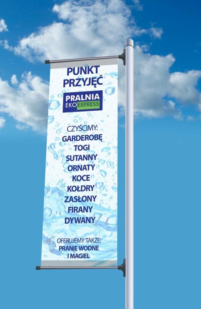 Banner - Pralnia Eko Ekspress