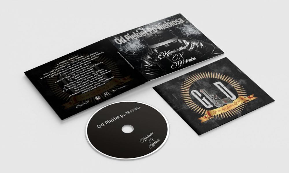 Kombinator okładka cd