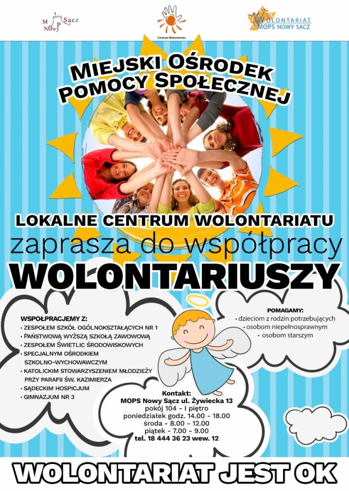 MOK Nowy Sącz - plakat