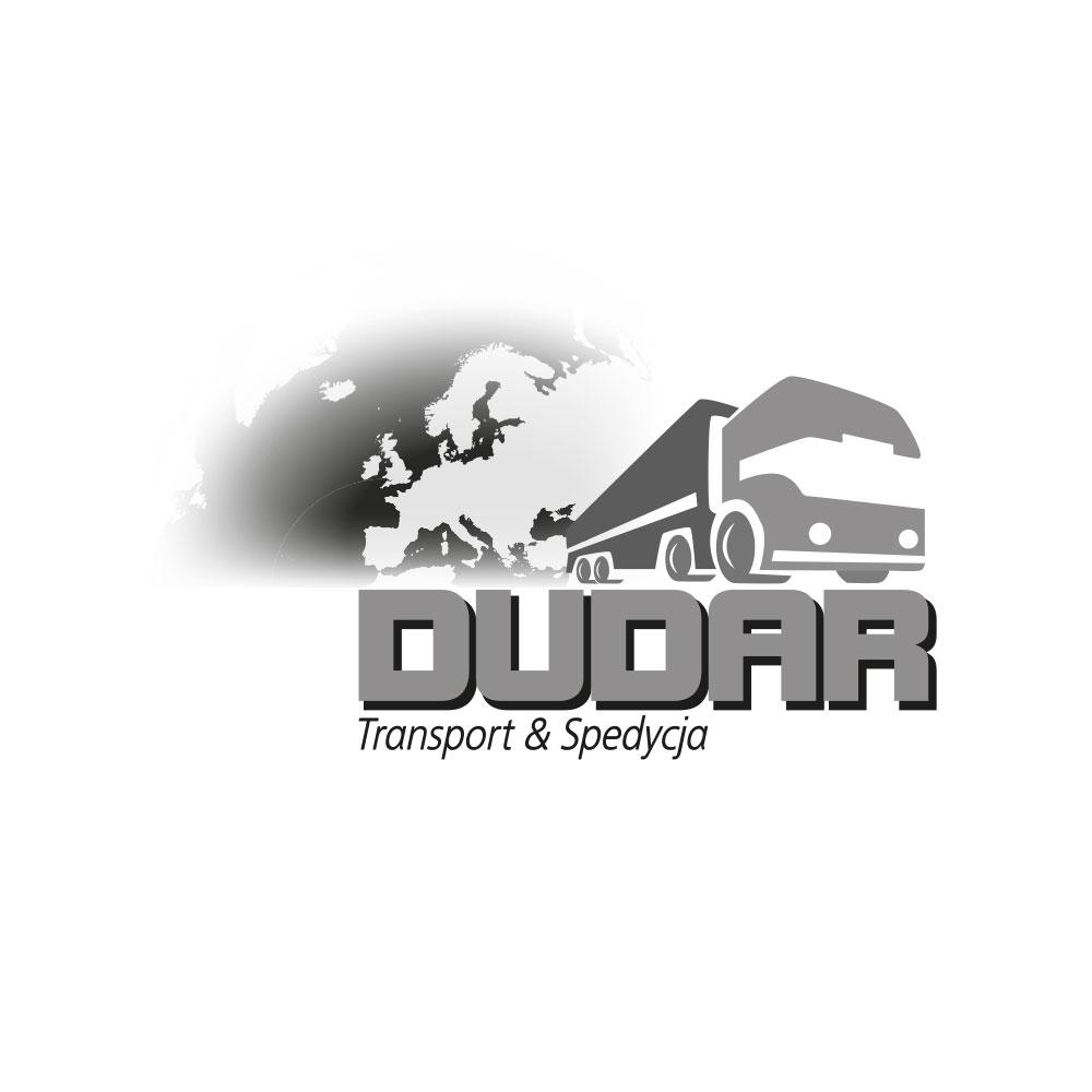 Dudar - logo dla firmy spedycyjnej