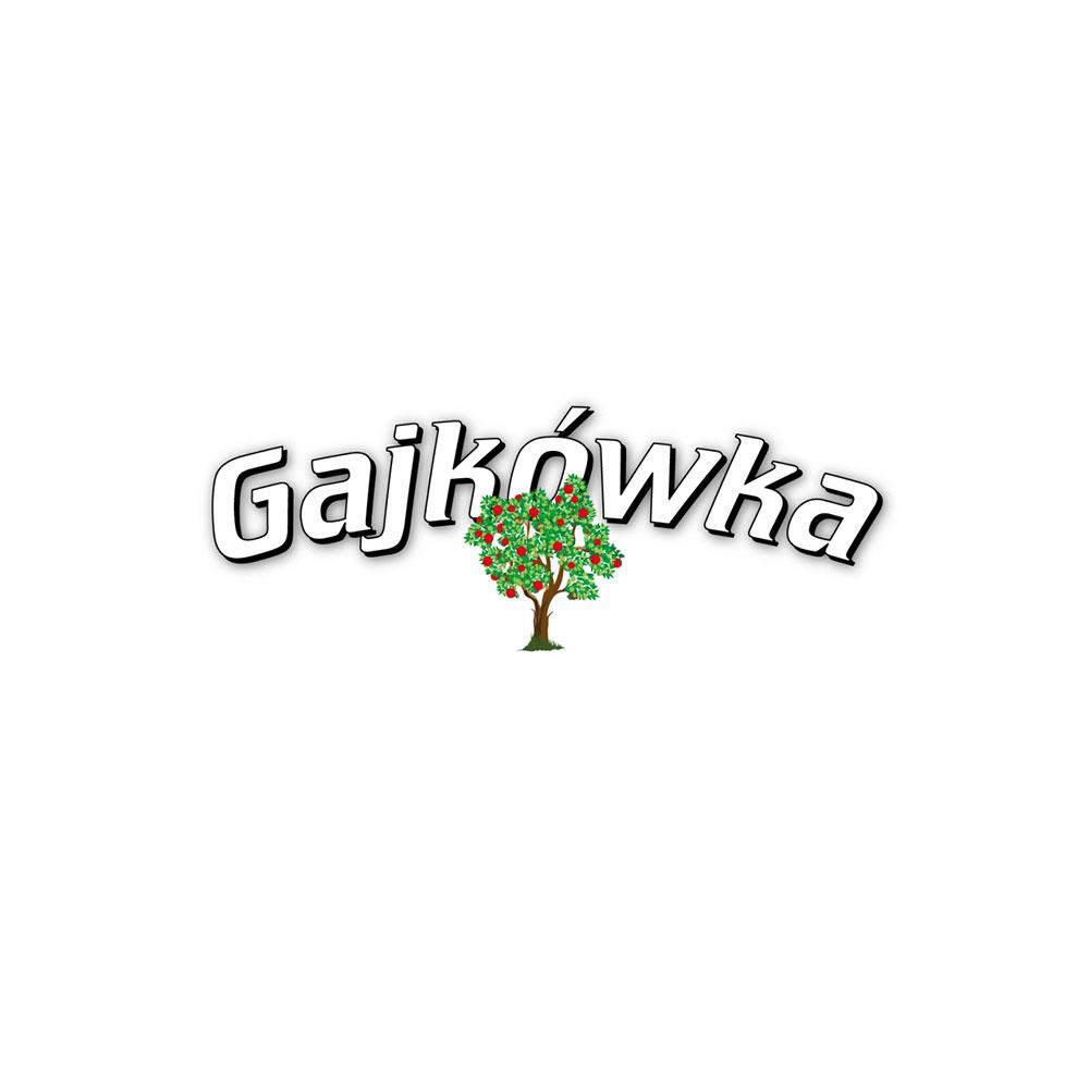 Gajkowka - logo dla producenta soków