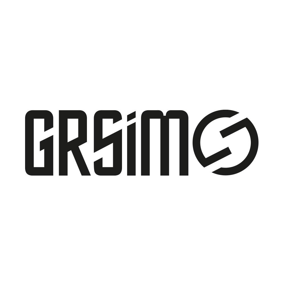 Grsimo - logo dla producenta muzycznego