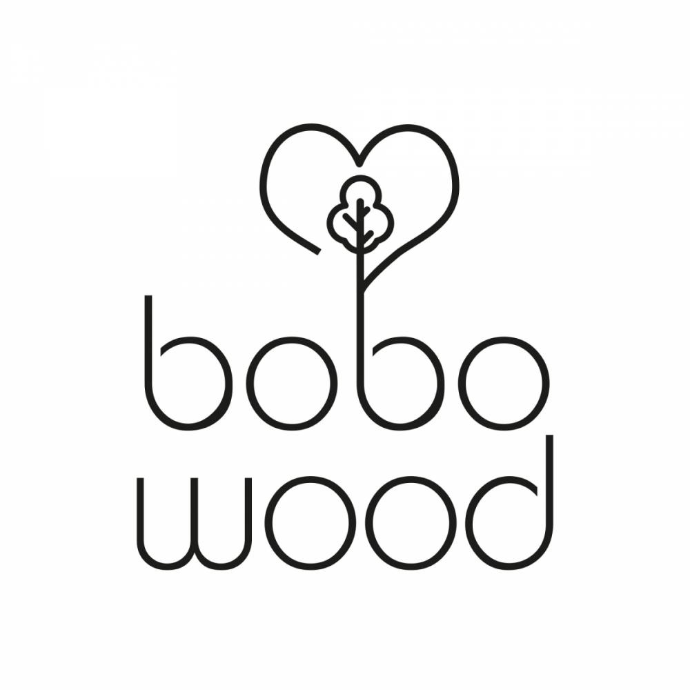 Logo dla firmy produkującej zabawki z drewna dla dzieci - projekt