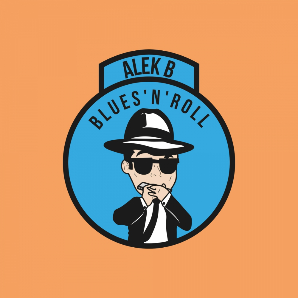Projekt logo dla zespołu muzycznego