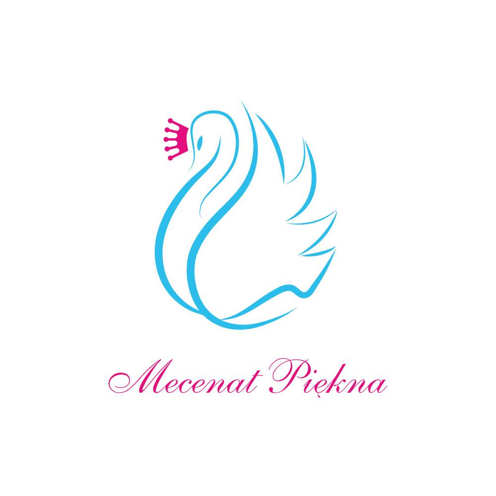 Mecenat Piękna  logo dla salonu piękności