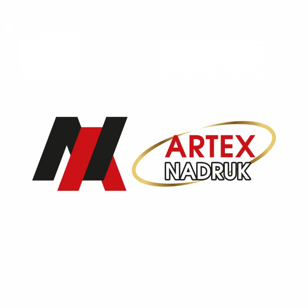 Projekt logo dla firmy zajmującej się nadrukami na gadżetach i odzieży