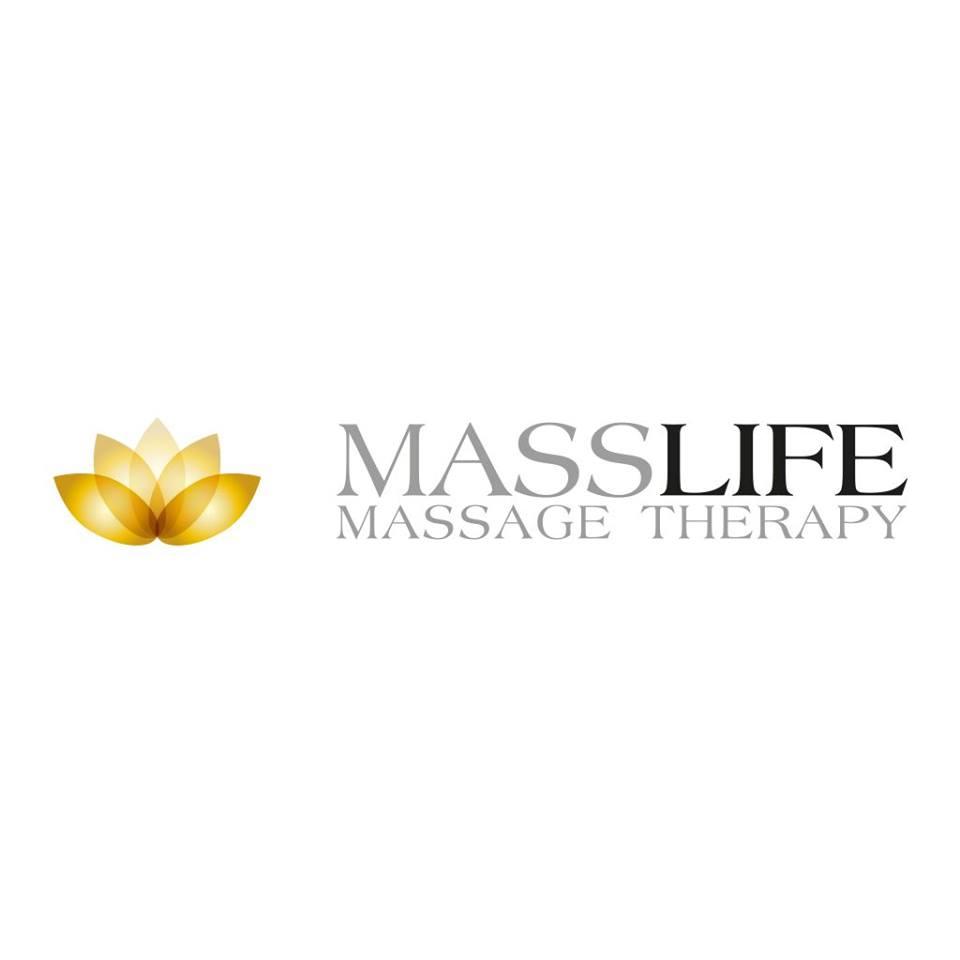 Projekt logo dla salonu masażu
