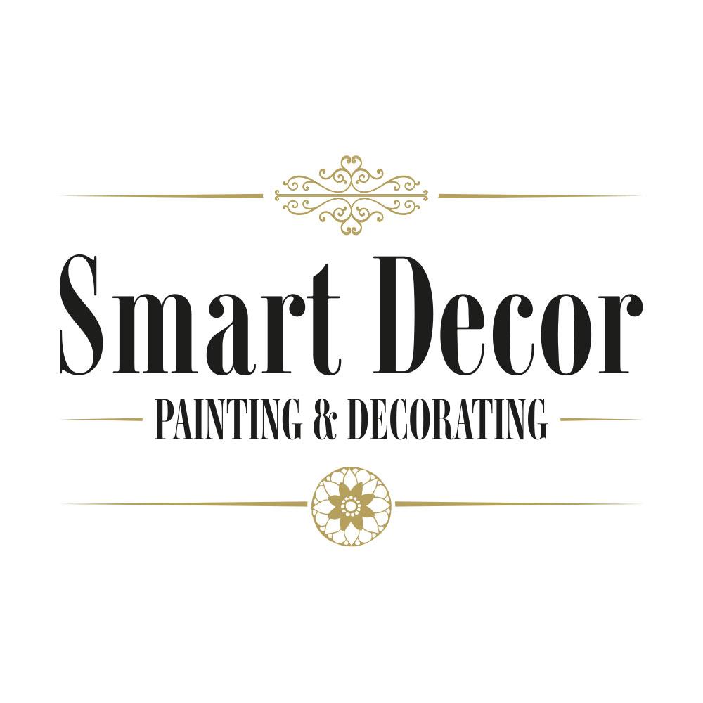 Smart-Decor - logo dla firmy malarskiej