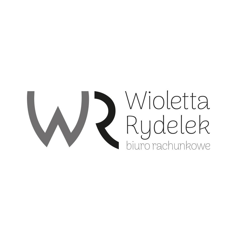 WR - logo dla biura rachunkowego