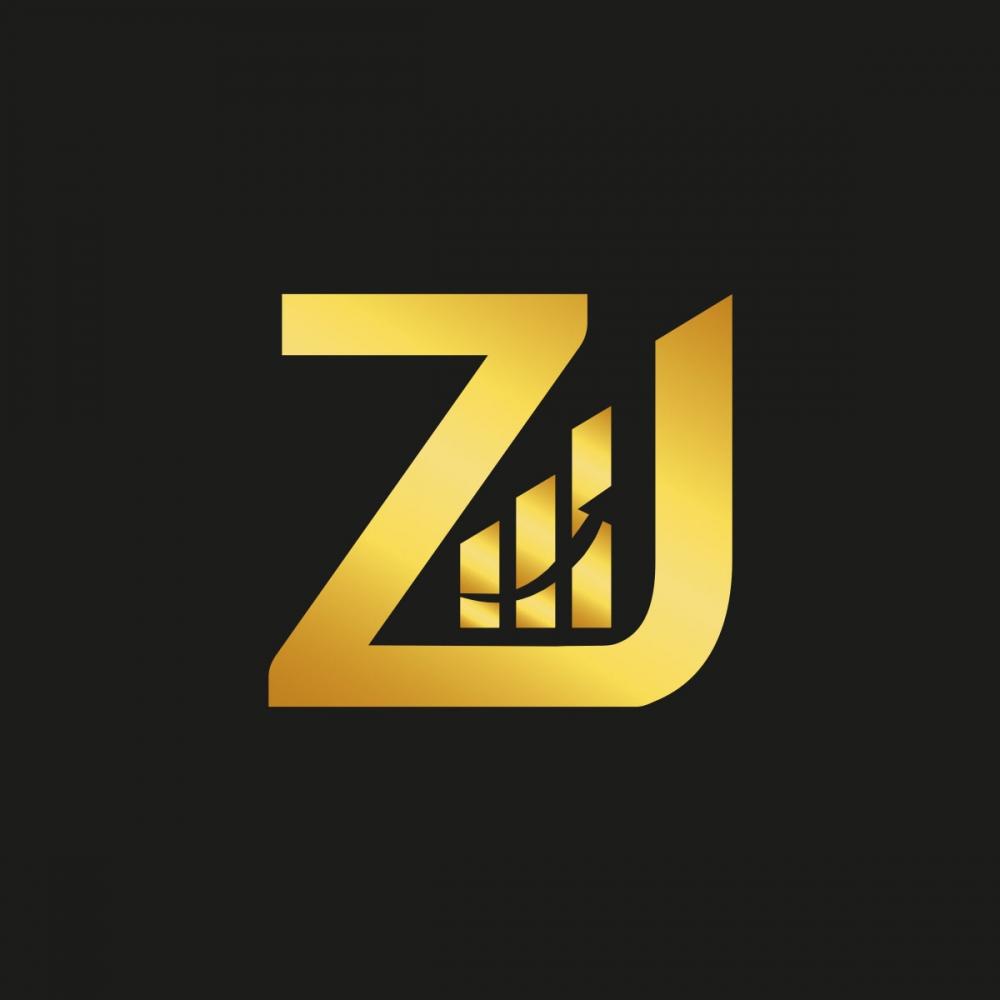 Złoty interes - projekt logo dla firmy usługi finansowe